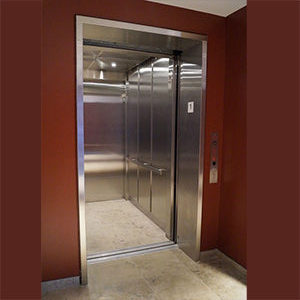 Federal commercial elevator
