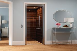 Savaria residential elevator