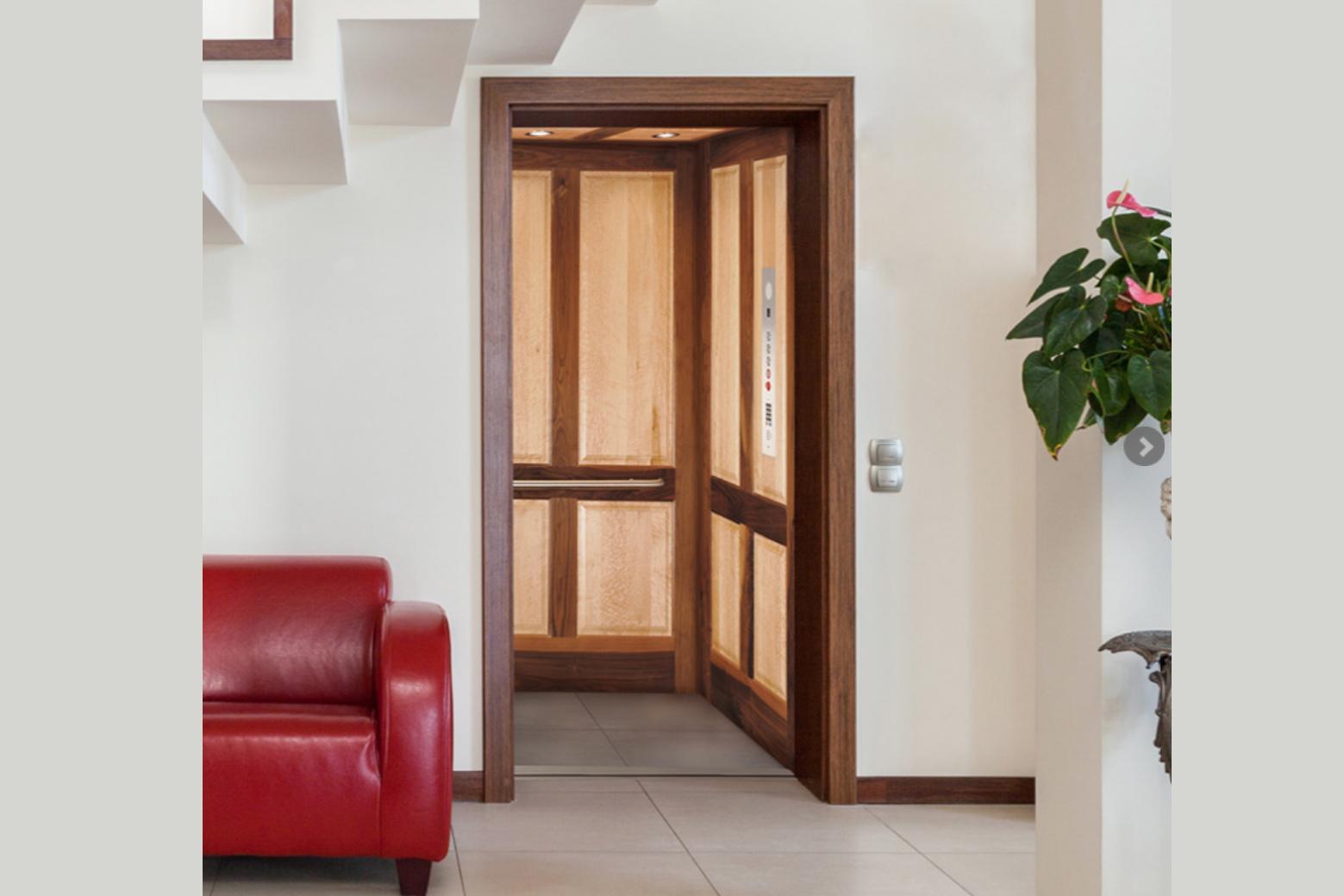 Wjaupaca residential elevator